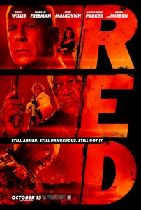 Red Filmposter
