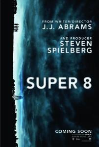 Super 8 Teaser Filmplakat