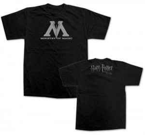 Harry Potter Ministry of Magic T-Shirt