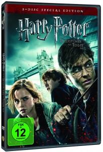 Harry Potter und die Heiligtümer des Todes 2 DVD