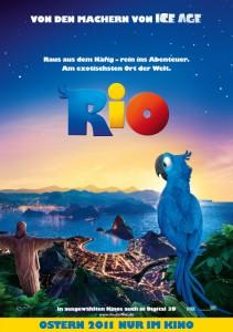 Rio - Filmplakat