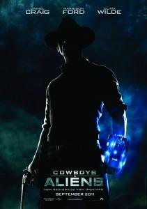 Cowboys & Aliens Filmplakat