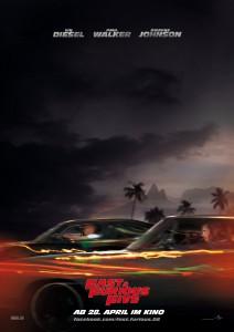 Fast Five Teaser Filmplakat