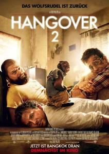 Hangover 2 Filmplakat