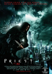 Priest Filmplakat