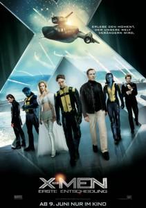 X-Men: Erste Entscheidung Filmplakat