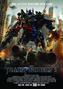 Transformers 3 Filmplakat All Rights Reserved. HASBRO, TRANSFORMERS and all related characters are trademarks of Hasbro. ©2011 Hasbro. All Rights Reserved