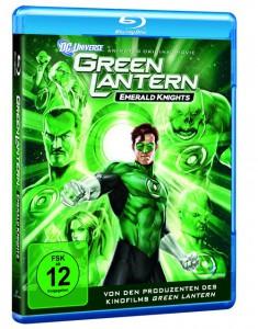 Green Lantern Blu-ray