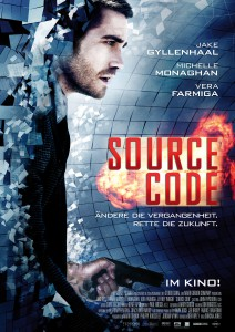 Source Code Filmplakat