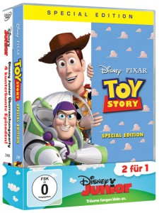 Disney Junior Packs