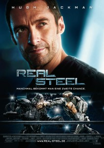 Real Steel Filmplakat