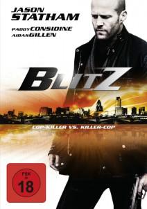 Blitz DVD Cover