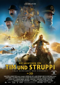 Die Abenteuer von Tim und Struppi