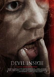 Devil Inside Filmplakat