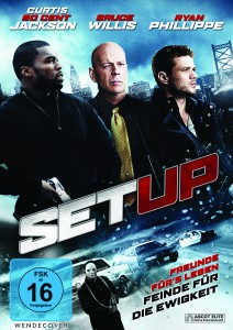 Set Up DVD Cover