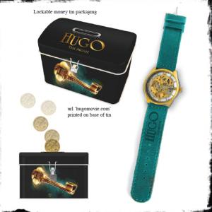 Hugo Cabret Armbanduhr