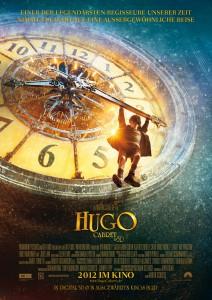 Hugo Cabret Filmplakat