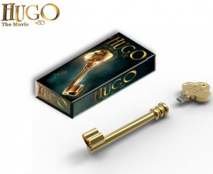 Hugo Cabret USB Stick