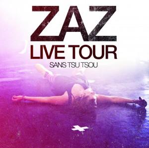 ZAZ live CD