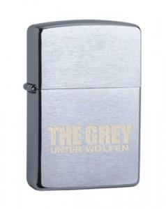 The Grey Zippo