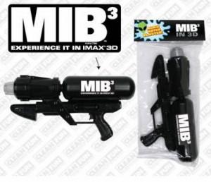 MIB3 Wasserpistolen