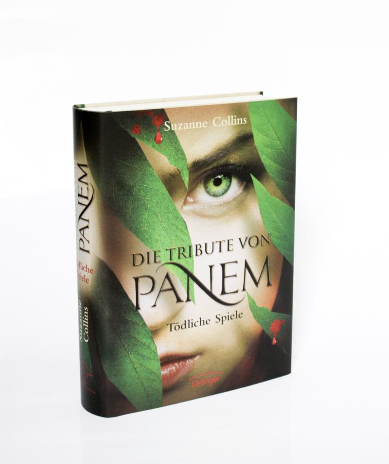 Die Tribute Von Panem Buch