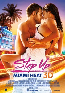 Step Up 4 Miami Heat Hauptplakat