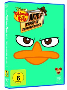 Phineas und Ferb Akte P Perry in geheimer Mission © Disney