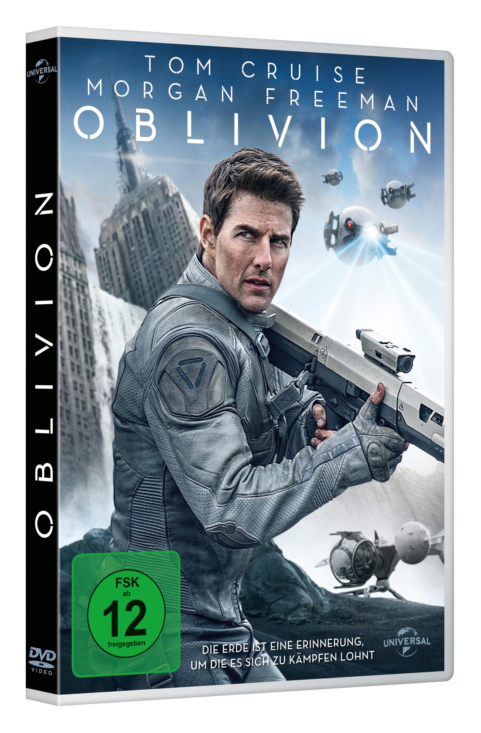 Filmkritik Oblivion Dvd