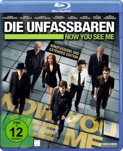 Die Unfassbaren Now you see me Bluray