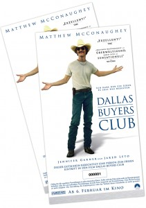 Dallas Buyers Club Kinofreikarten