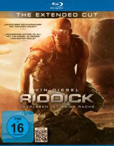 Riddick Überleben ist seine Rache